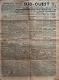 Telecharger Livres SUD OUEST N 161 du 02 03 1945 L EPURATION LES BIENS DU MARECHAL PETAIN ET DES MINISTRES DE VICHY SONT MIS SOUS SEQUESTRE A LA CHAMBRE CIVIQUE L AFFAIRE DE LA RUE DE BUCI EN REVISION TOUS LES CONDAMNES SONT REHABILITES LA DECLARATION DES AVOIRS A L ETRANGER PRELUDE A UNE REFONTE DES ASSURANCES SOCIALES LE MAXIMUM DES INDEMNITES JOURNALIERES EST PORTE DE 50 A 75 FRANCS VOULEZ VOUS MANGER DU PORC L ASSEMBLEE CONSULTATIVE SE PRONONCE POUR LE SCRUTIN DE LISTE ET LA R P A (PDF,EPUB,MOBI) gratuits en Francaise