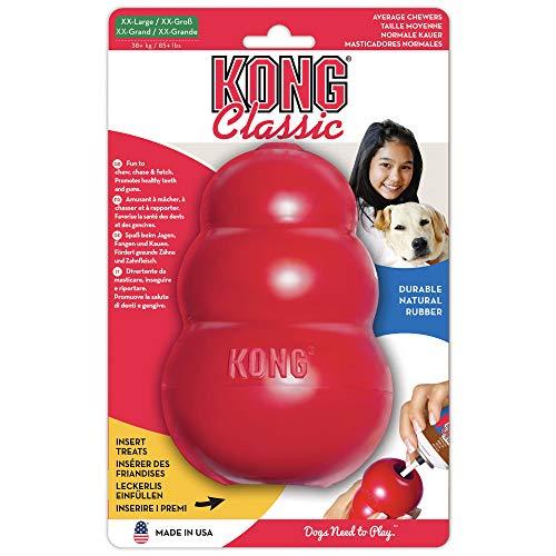 Kong 500165 Toy Medium Rot - 8