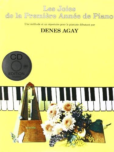 Joies de la Première Annee de Piano CD