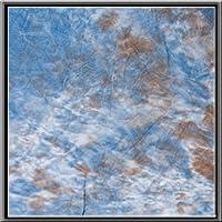 CowboyStudio dipinta a mano 3x 3,7m mussola sfondo per W001 - Mussola Fine