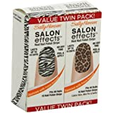 Sally Hansen Salon Effects Value Twin Pack - Wild Child / Kitty, Kitty