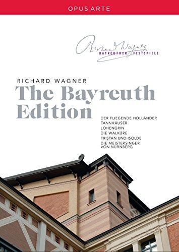 Bild von Wagner: The Bayreuth Edition [12 DVDs]