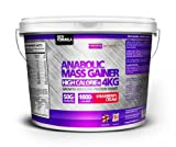 Hectic Sports 4kg Mass Gainer Whey Protein- High Calorie+ (Chocolate Mint 4kg) from Hectic Sports