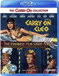 Carry On Cleo [1964] [Blu-ray] [1954]