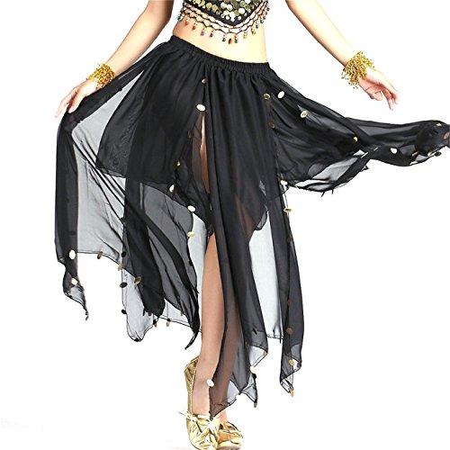FaithYoo Damen Fashion Kleid Einheitsgröße Hellrosa