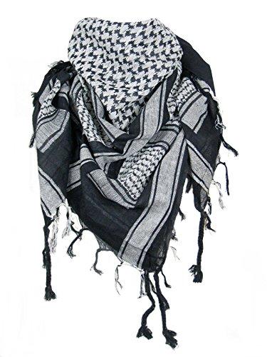 Original PLO Pali Tuch Palästinentertuch Schal karierte Tücher Arafat Halstuch