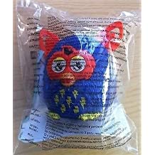 McDonalds Happy Meal Toy FURBY Boom BLUE Boy BNIP Unopened NEW 2013 + Stickers by McDonald's