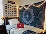 Twin Hippie Star Tapestries , Psychedeli...