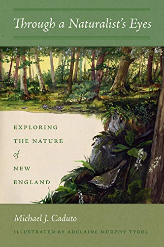 Through a Naturalist's Eyes: Exploring the Nature of New England (English Edition)