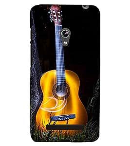 TOUCHNER (TN) Gitar2 Back Case Cover for Asus Zenfone 5::Asus Zenfone 5 A500CG
