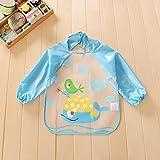Generic Kids Waterproof Cloth Lunch Feed...