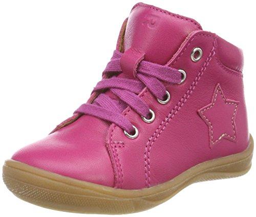 Richter Kinderschuhe Mädchen Regina S Derbys Pink (Passion) 23 EU