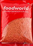 #4: Food World Dals - Red Masoor (Whole), 500g Pouch