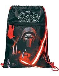 Undercover para Star Wars episodio 7 bolsa, aproximadamente 41 x 32 cm bolsa de deporte, 6 litros, colour gris