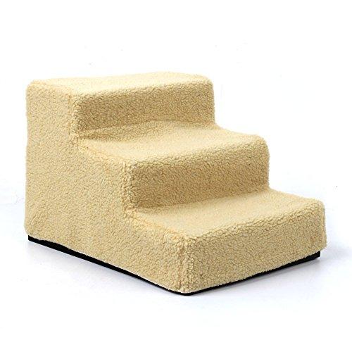 amzdeal-escalier-animal-marches-pour-chien-chat-petstair-3-marches-45x35x30cm-beige
