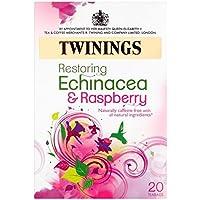 Twinings Echinacea E Di Tè Lampone Sacchi 20 Per Confezione