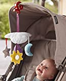 Baby Sensory Say Hello Car or Pushchair Travel Mobile - From Birth