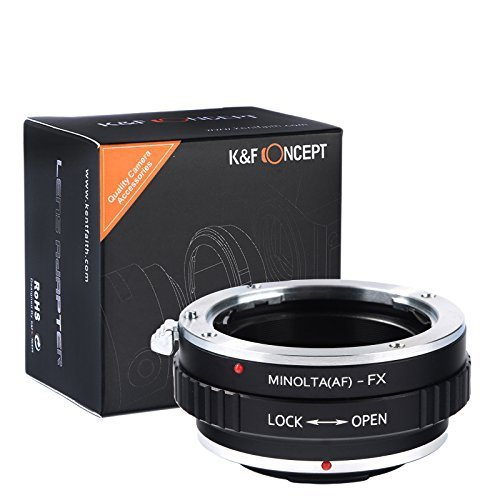k-f-concept-minolta-sony-alpha-af-maf-sa-lente-adaptador-de-fujifilm-x-mount-fx-x100-x-de-a1-x-de-a2
