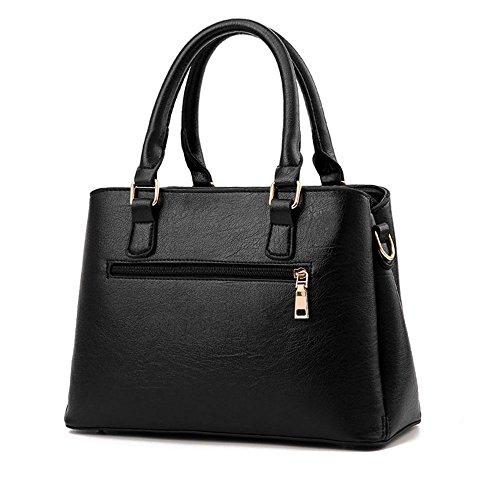 Borse da donna con borse da donna e borse da donna (nero) nero