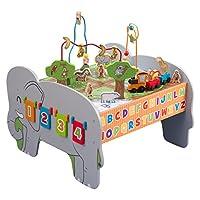 KidKraft 17508 Toddler Activity Station, Grey