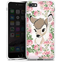 Apple iPhone 8 Silikon Hülle Case Schutzhülle Disney Bambi Fan Article Merchandise