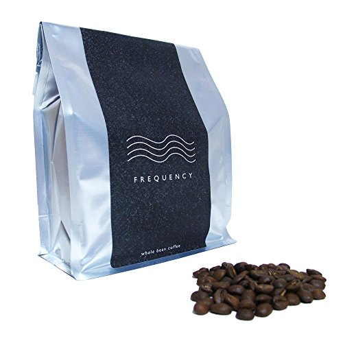 Frequency - Specialty Espresso Coffee Beans - 100% Colombian Arabica Single Origin - Ethically Sourced - 500g