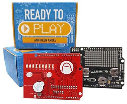 Ready To Play Twin Arduino Shields