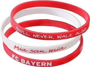 FC Bayern Munich Bracelet Set of 3
