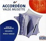 """Afficher """"Accordéon valse musette (16 titres)"""""""