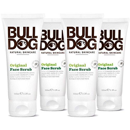 bulldog-natural-skincare-bulldog-originale-gommage-visage-100-ml-lot-de-4