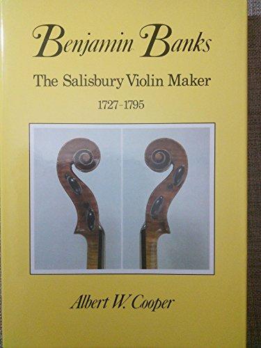 Cello Bank (Benjamin Banks, the Salisbury Violin Maker, 1727-95: A Detailed Survey of His Work, Life and Environment)