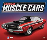 American Muscle Cars - Amerikanische Muscle-Cars 2019 - 18-Monatskalender: Original BrownTrout-Kalender - Deluxe