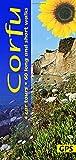 Corfu: 4 Car Tours, 60 Long and Short Walks