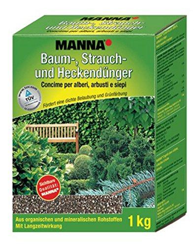 Manna Baum- Strauch- und Heckendünger 2,5kg