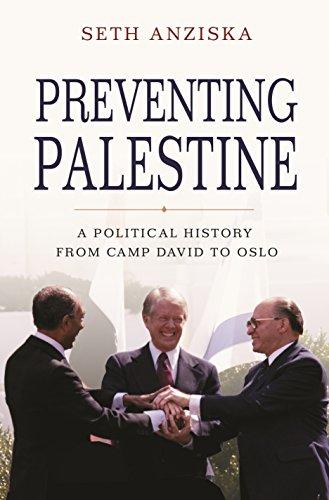 Preventing Palestine: A Political History from Camp David to Oslo por Seth Anziska