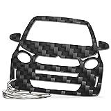ACF Citroen Schlüssel-Anhänger | Echtes Carbon | Geschenk-Idee | Tuning | Citroen C1 (~2014)