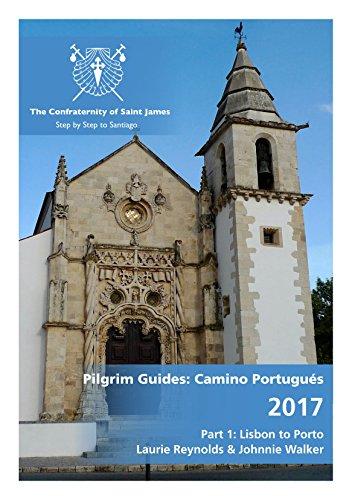 Camino Portugués Guidebook: Pilgrim Guides: Lisbon To Porto (camino De Santiago) por Laurie Reynolds Gratis