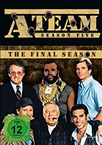 A-Team - Season Five [3 DVDs]