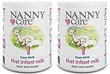NANNYcare First Infant Milk x 2