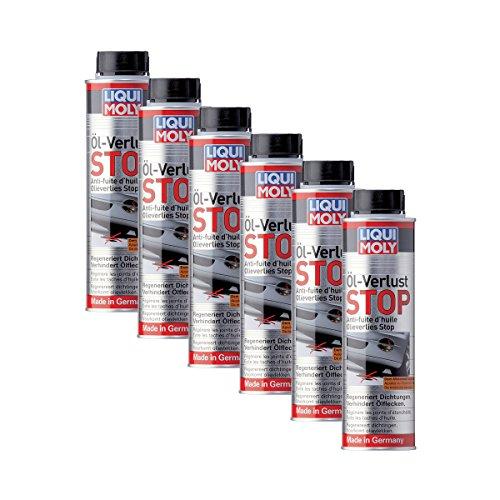 Preisvergleich Produktbild Liqui Moly 6X 1005 Öl-Verlust-Stop Additiv 300ml