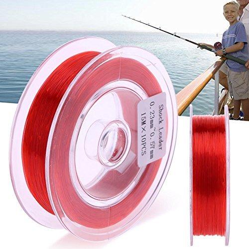 Broadroot 10Strands trenzado línea pesca hundimiento línea alambre 0,23–0,57mm