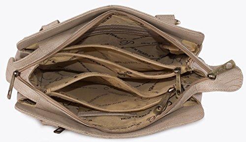 Venta Barata De Envío Bajo Big Handbag Shop - Borsa donna Light Tan Comprar Tienda Barata Venta Barata Mejor Lugar Precio Barato Baja Tarifa De Envío 0PVLJMR