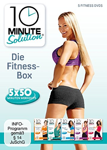 10 Minute Solution - Die Fitness-Box [5 DVDs]