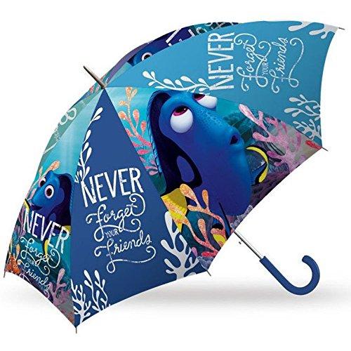 Disney Findet Dory- Kinderschirm/ Regenschirm / Stockschirm für Kinder - robust, windfest , sicher