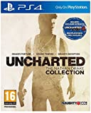 Sony Uncharted: The Nathan Drake Collection - Juego (PlayStation 4, Soporte físico, Acción / Aventura, Bluepoint Games  Naughty Dog, T (Teen), Collectors)