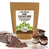 Puntas de Cacao Orgánicas Crudas (Nibs),...