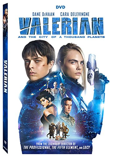 Valerian & The City of a Thousand Planets [USA] [DVD]