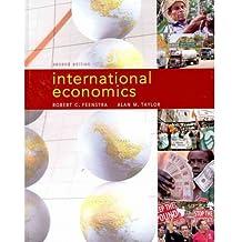(International Economics) By Robert C. Feenstra (Author) Hardcover on (03 , 2011)