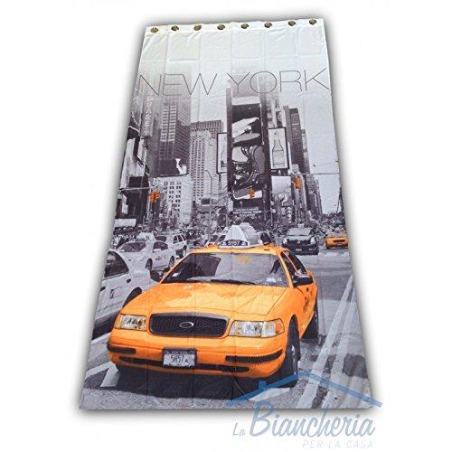 Tenda america americana new york taxi cm.140x280 confezionata