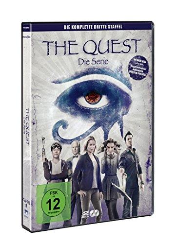The Quest - Die Serie, die komplette dritte Staffel [2 DVDs] - Rogers Barbara